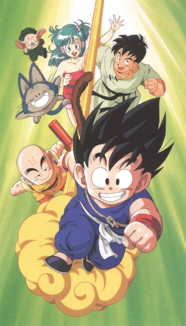 imagenes dragon ball z