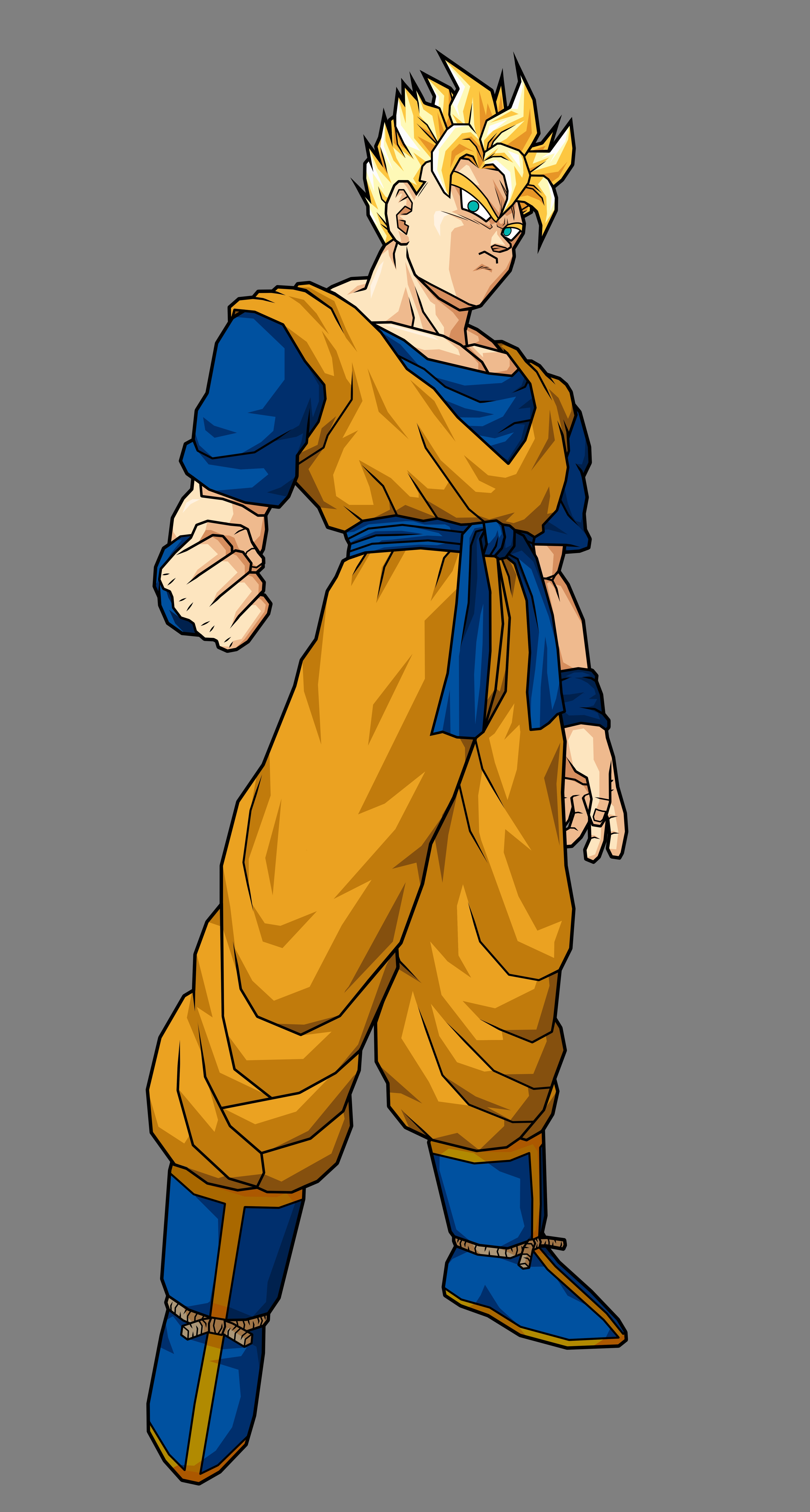 El mundo de dragon ball - Dragon ball z gohan images ...
