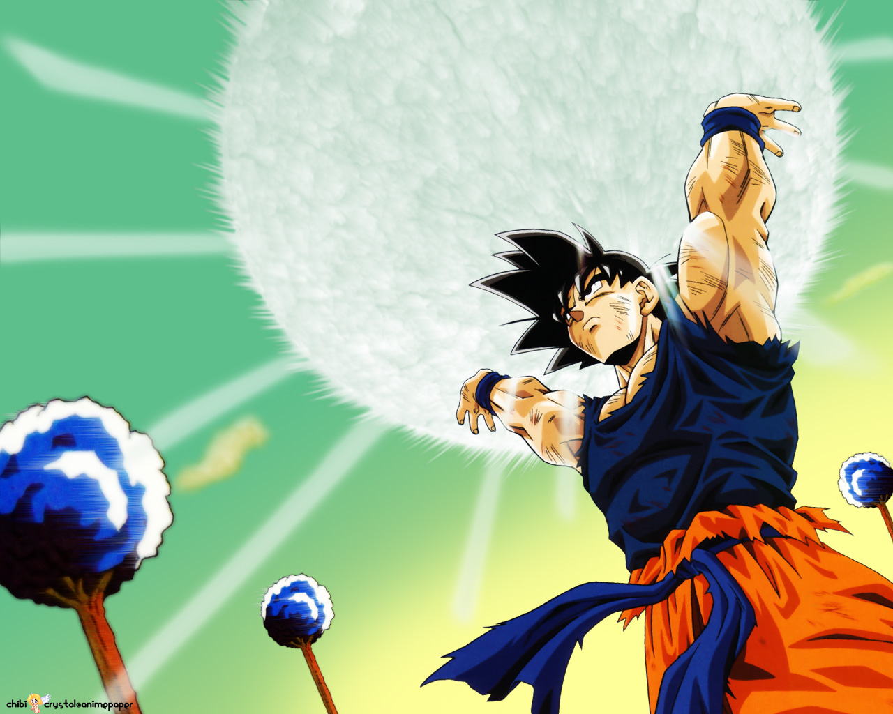 Dragon Ball Z HD Wallpapers