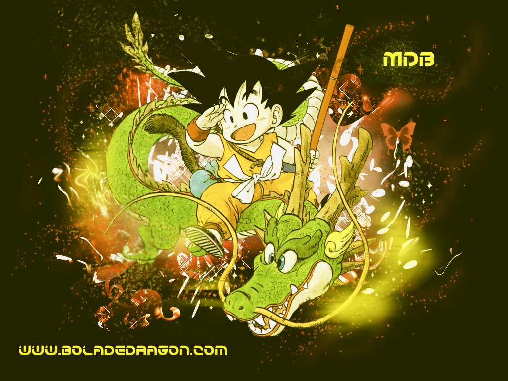 imagenes de Dragon ball Z/ GT  y wallpapers