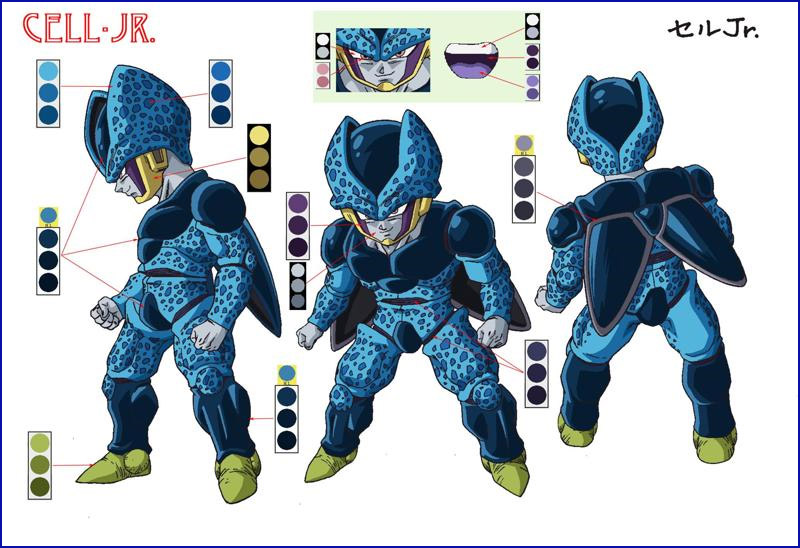Dragon ball cell amp 18 eroparadisecombr - 2 4