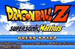 [Roms DD] Jueguitos de Dragon Ball para GBA